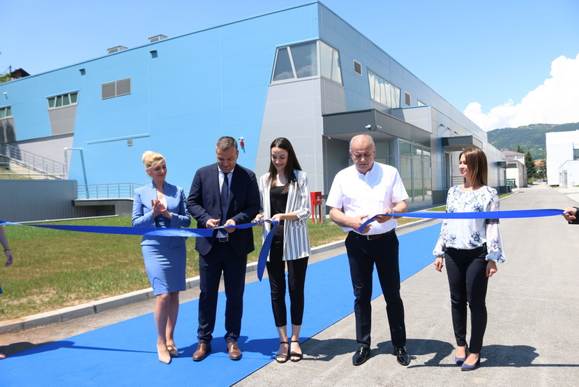 Bosnalijek Opens New Facility for Manufacturing Liquid and Semisolid Pharmaceutical Forms